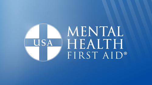 Mental Health First Aid Qpr Certified Instructor Kathryn Bryan