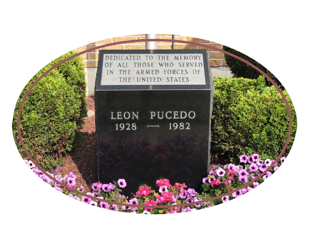 In Loving Memory - Leon Pucedo 1928 - 1982