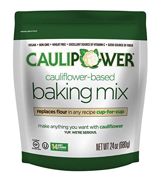Cauliflower Baking Mix
