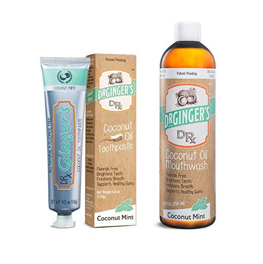 Coconut Oil Oral Care
