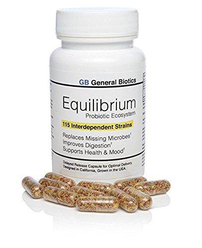 Equilibrium Probiotic