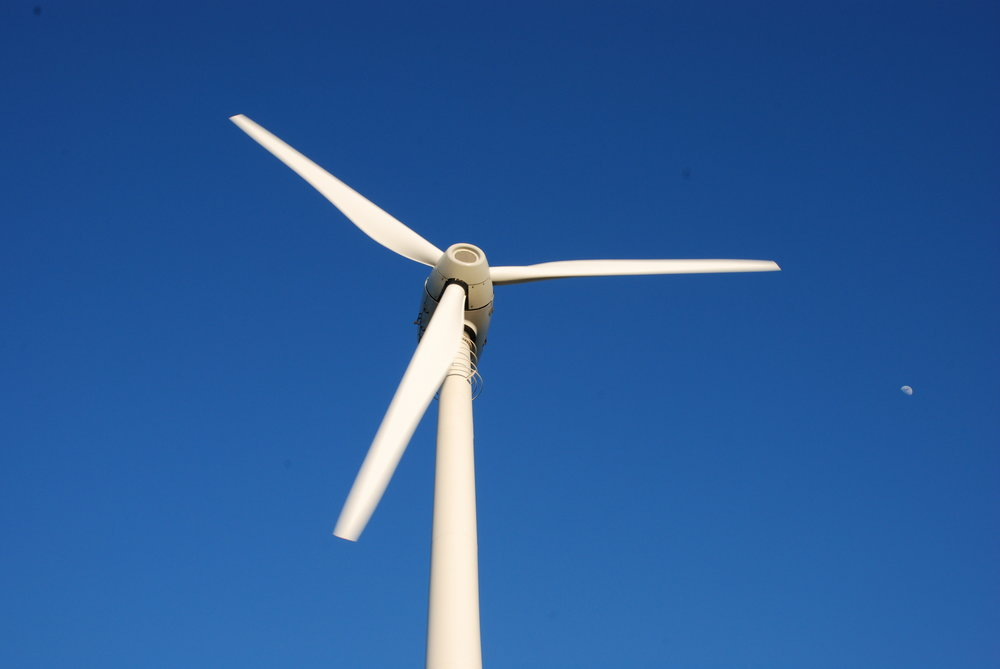Your choice for the development of small wind turbines.   From 1kW to 100kW and more    EUNICE EW16 turbine