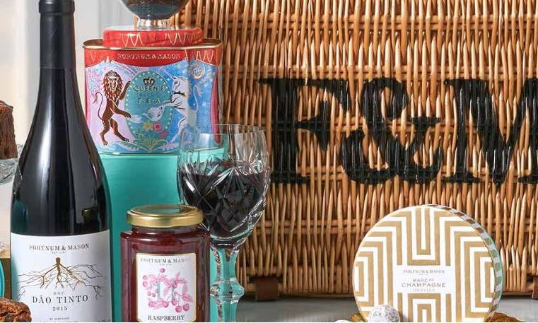 Win a Fortnum & Mason hamper - Sign up for a chance to win!