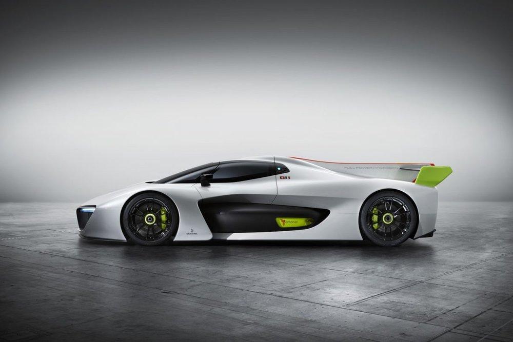 Pininfarina PF-Zero electric hypercar