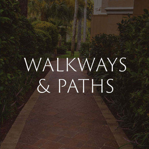 walkways and paths