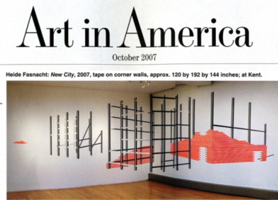 Art in America | Faye Hirsch | Oct 2007