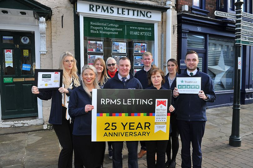 RPMS Letting press release hull daily mail