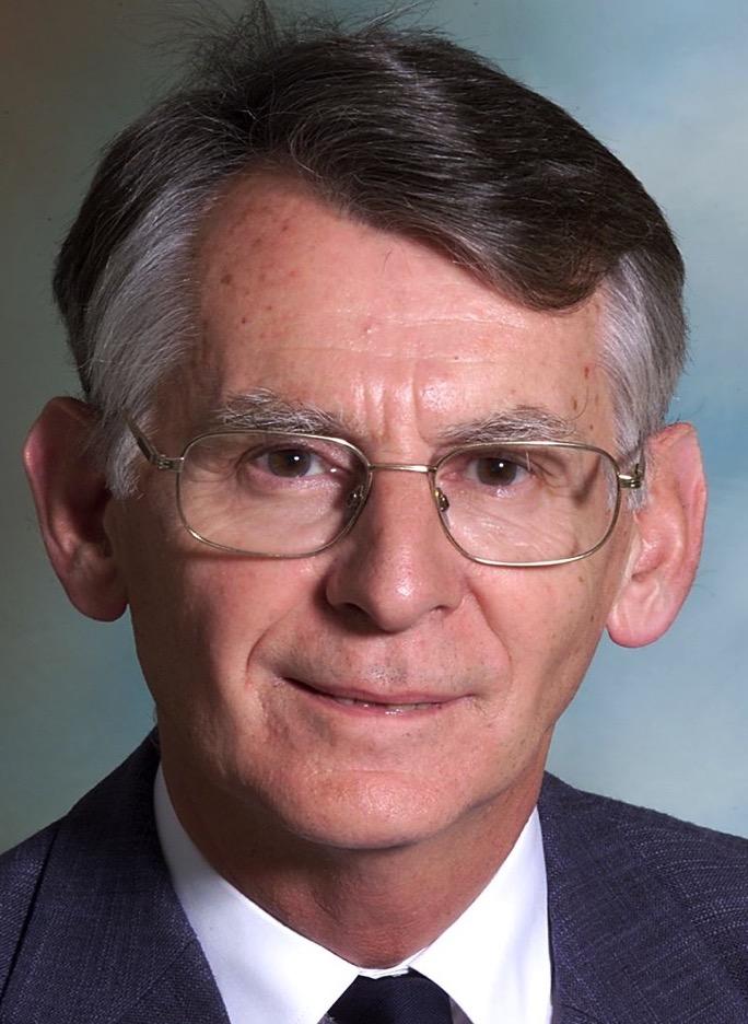 Professor Pierre Foex