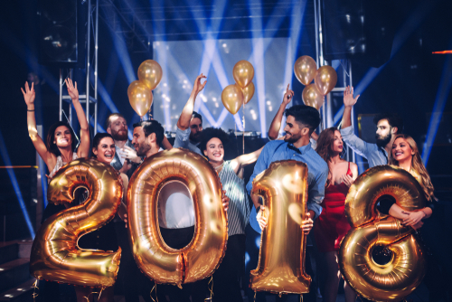 New Year Celebrations -
