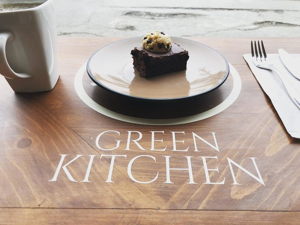 Image from Green Kitchen's  Facebook page .
