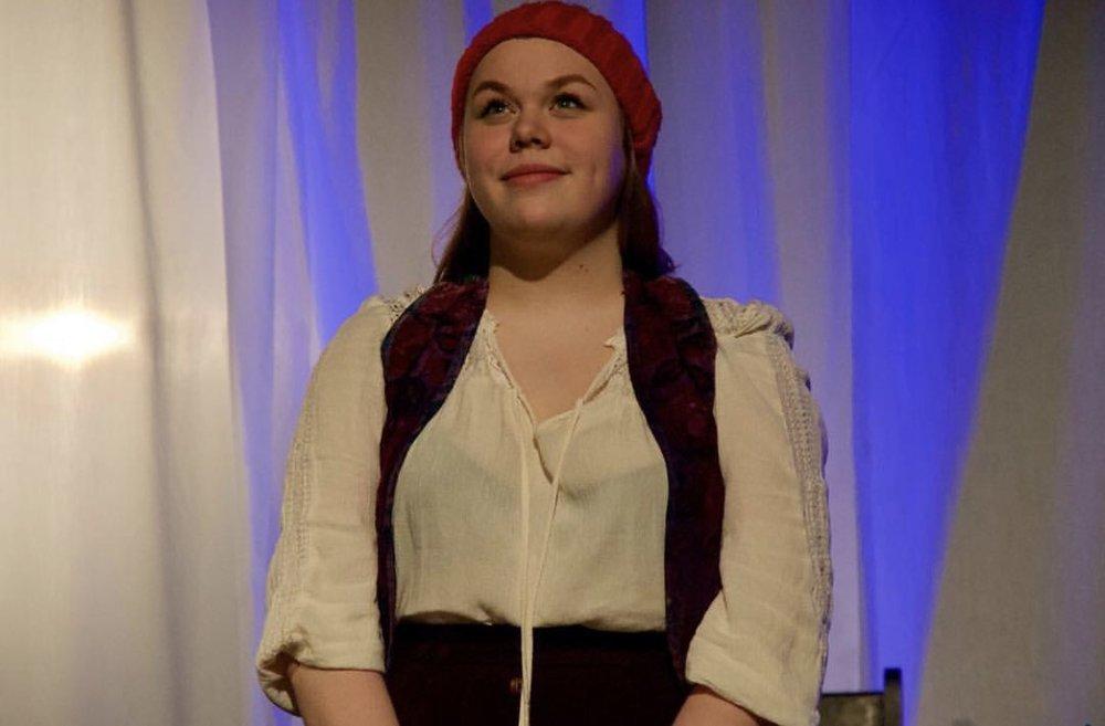 Erika squires as Constance Ledbelly