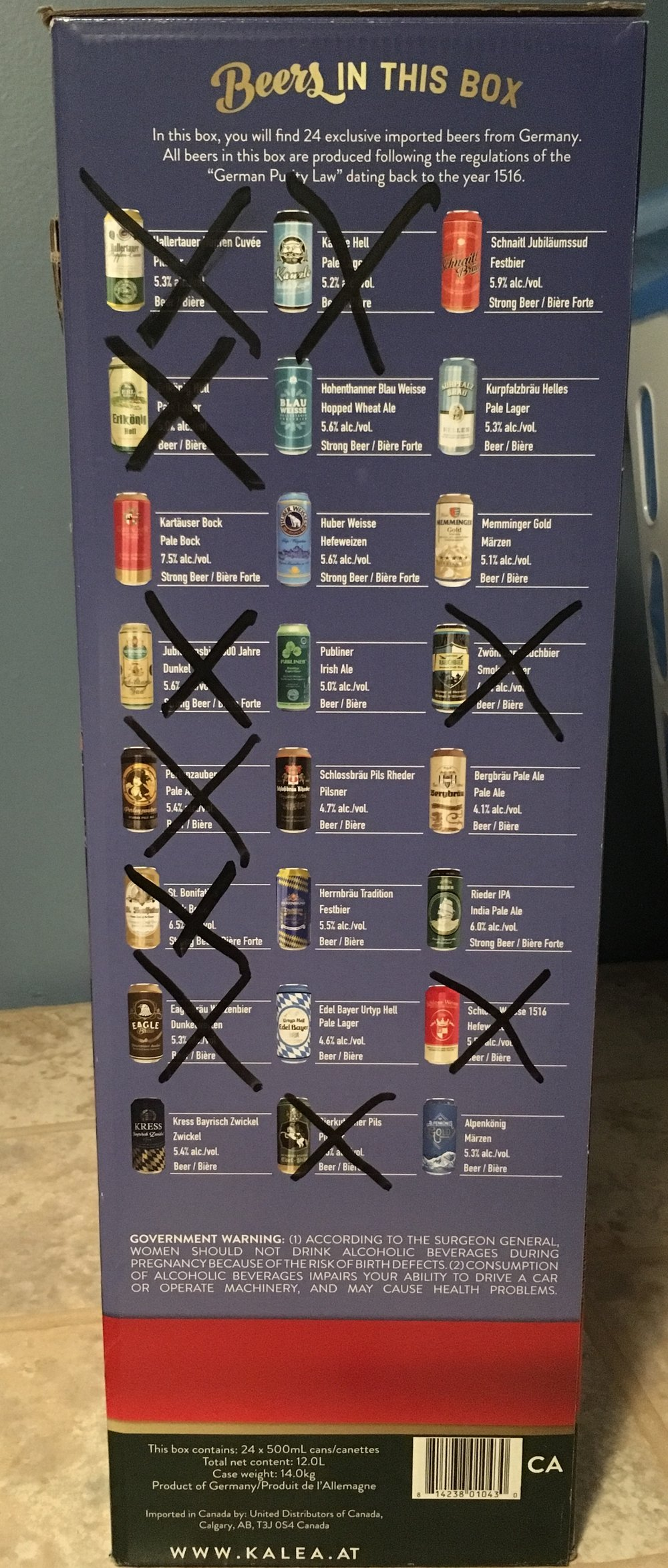 Way to set us up for a trend but then flip the script Brewer's Advent Calendar 2018