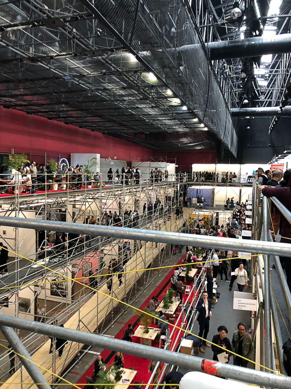 Feria de Arte Material ./