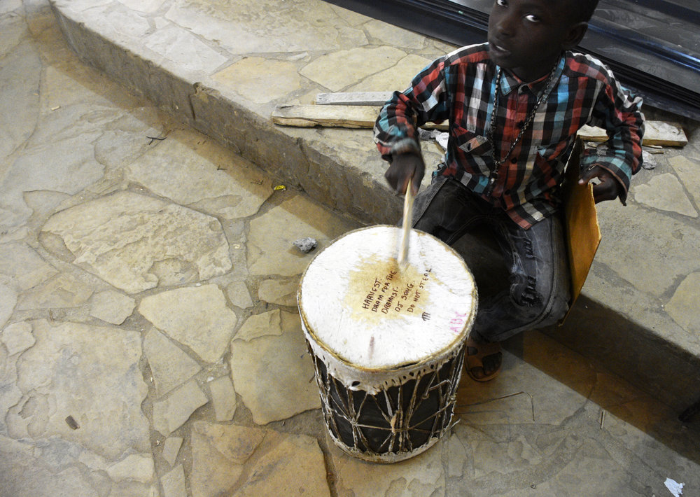 Harvest Drum