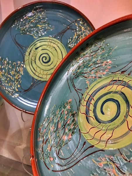 Kate Brown Pottery and Tile