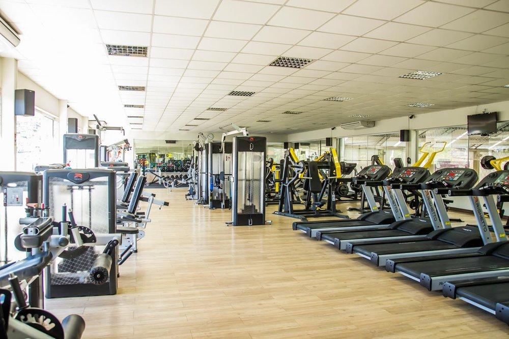 Arena Fitness - A Arena Fitness é a Academia mais completa da região. Oferecendo diversas atividades para quem quer
