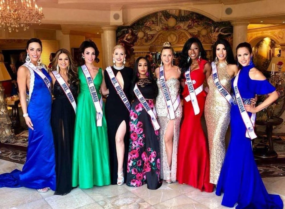 - Cheering as our beloved Mrs. Colorado as she competes for Mrs. America 2019! Avoh Foods is honored to represent