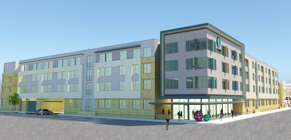 Vitre Apartments Concept - San Antonio, TX