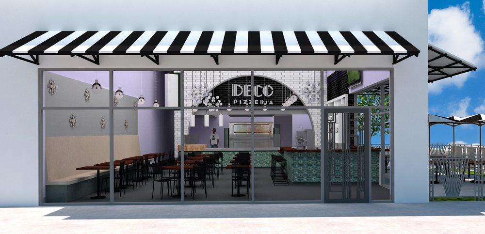Deco Pizzeria Med. Center - 2026 Babcock Rd.San Antonio, TX 78229