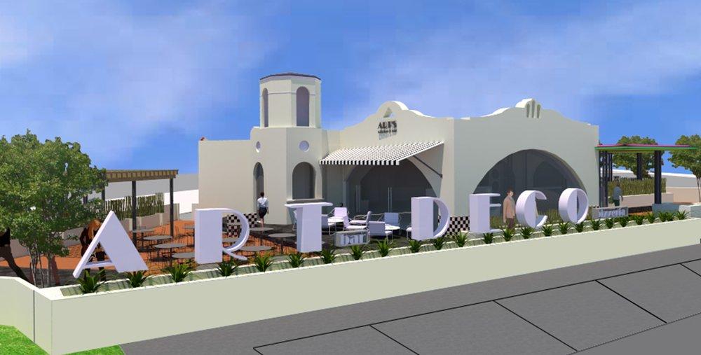 Deco Pizzeria Fred. - 1815 Fredericksburg Rd.San Antonio, TX 78201
