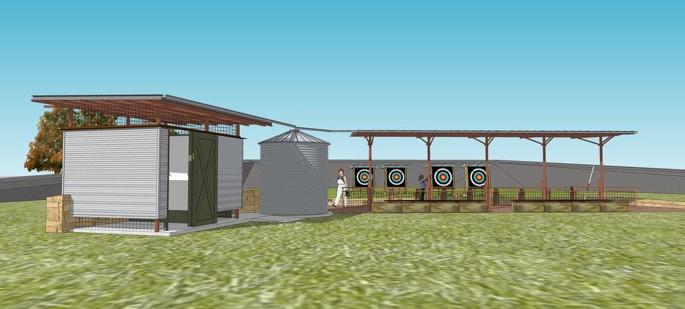 Girl Scouts Archery  - Camp La JitaUtopia, TX 78884