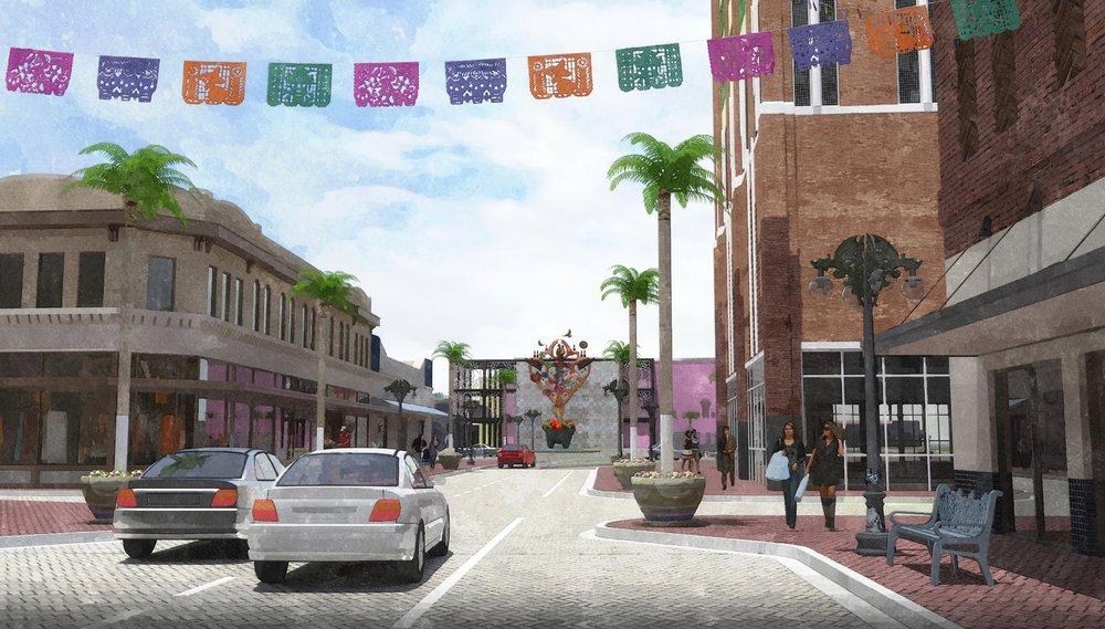 Zona Cultural - San Antonio, TX