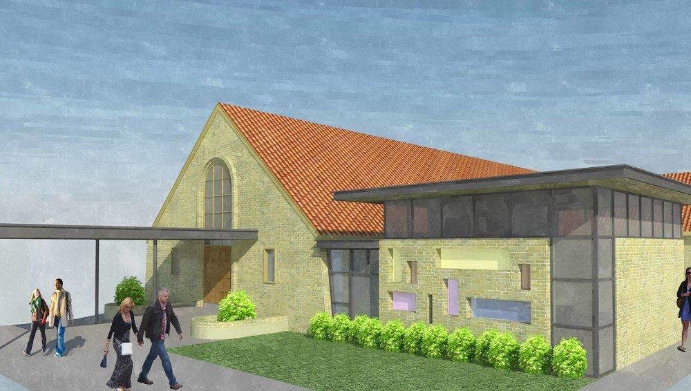 St. John the Evangelist Chapel - San Antonio, TX