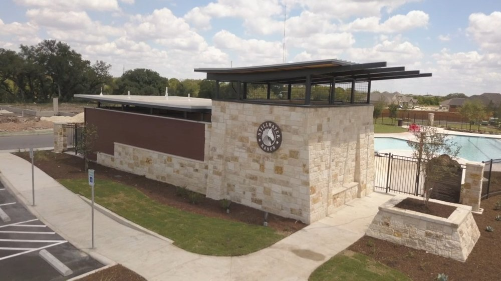 Stillwater Amenity Bdg. - Stillwater Pkwy.San Antonio, TX 78254