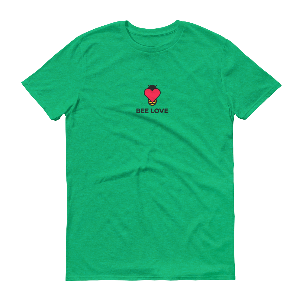 Bee-Love-Red_mockup_Front_Flat_Heather-Green.png