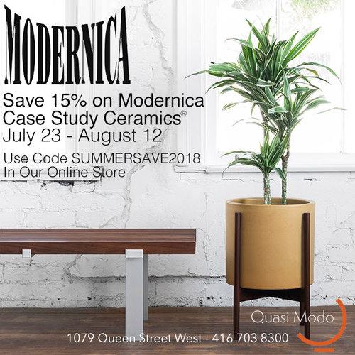 Modernica Planter Sale At Quasi Modo Modern Interior Design Toronto