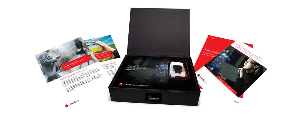LexisNexis InterAction Promo Box