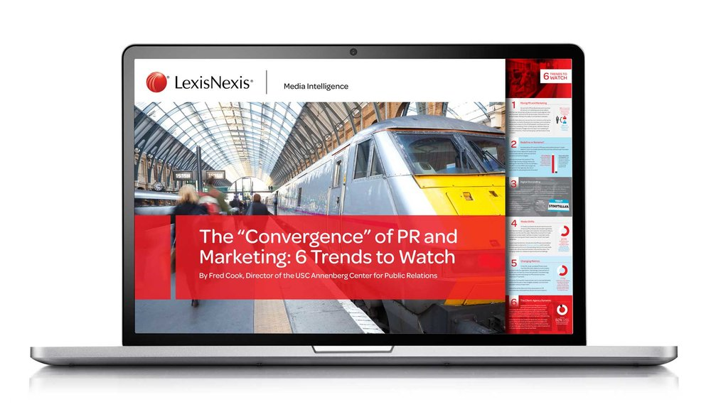 LexisNexis Convergence of PR eBook