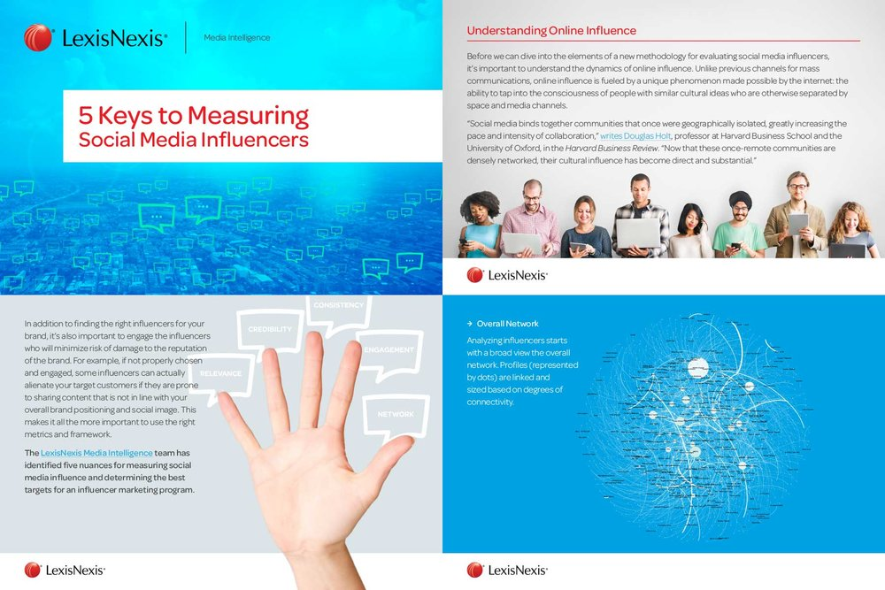 LexisNexis Social Media Influencers eBook