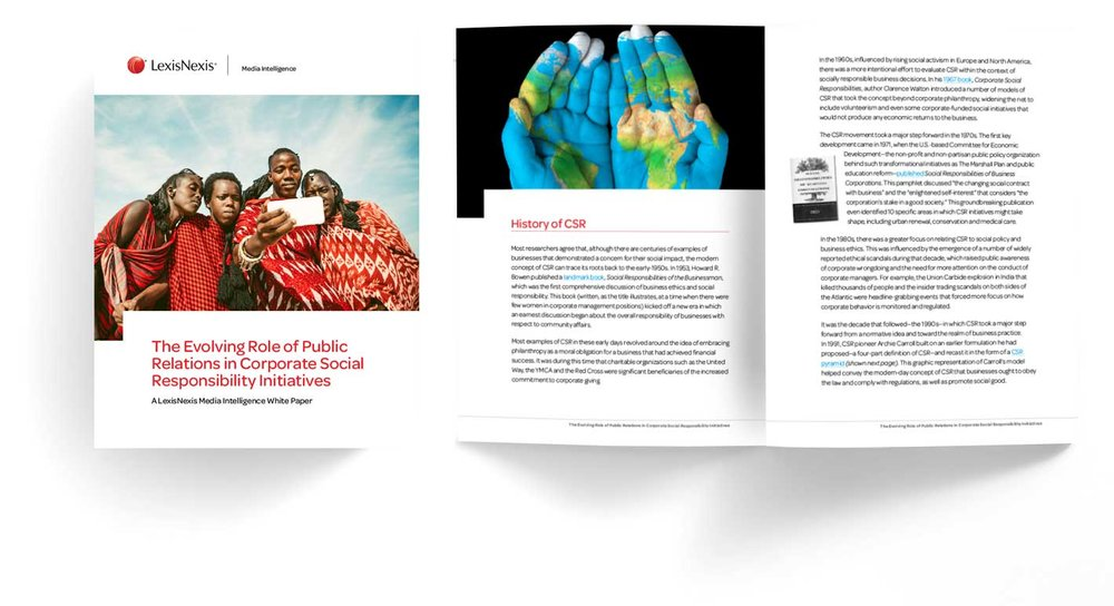 LexisNexis Role of PR in CSR eBook