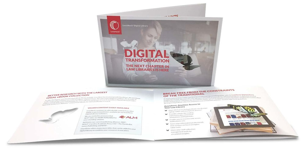 LexisNexis Digital Library Direct Mail