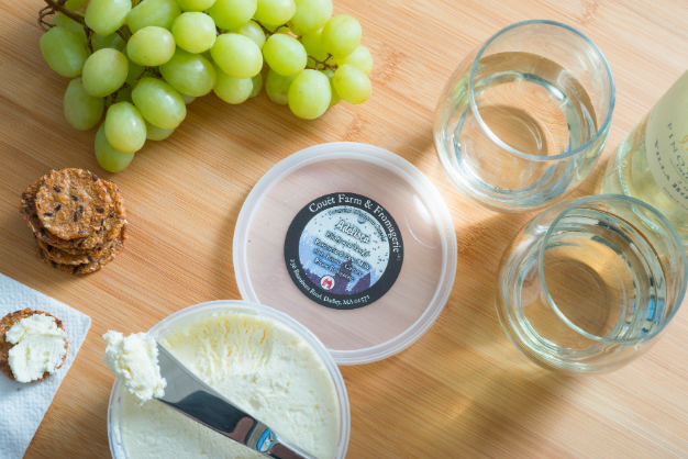 You can't love whey without also being obsessed with CHEESE! Some of our local favorites?  Couet Farm ,  Bell & Goose ,  Westfield Farm , and  Cream of the Crop Farm .