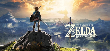 The Legend of Zelda:Breath of the Wild - Nintendo Switch