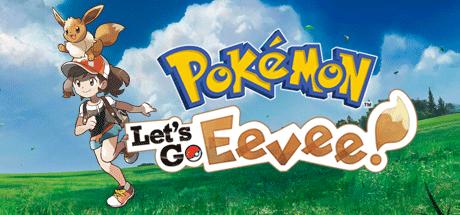 Pokémon: Let's Go Eevee! - Nintendo Switch