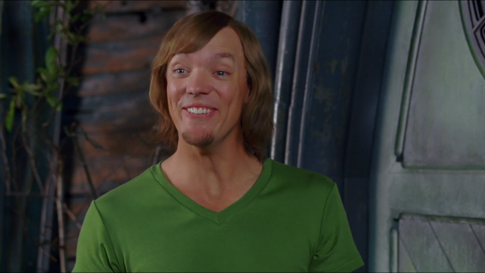 - Lillard as Shaggy in Scooby Doo