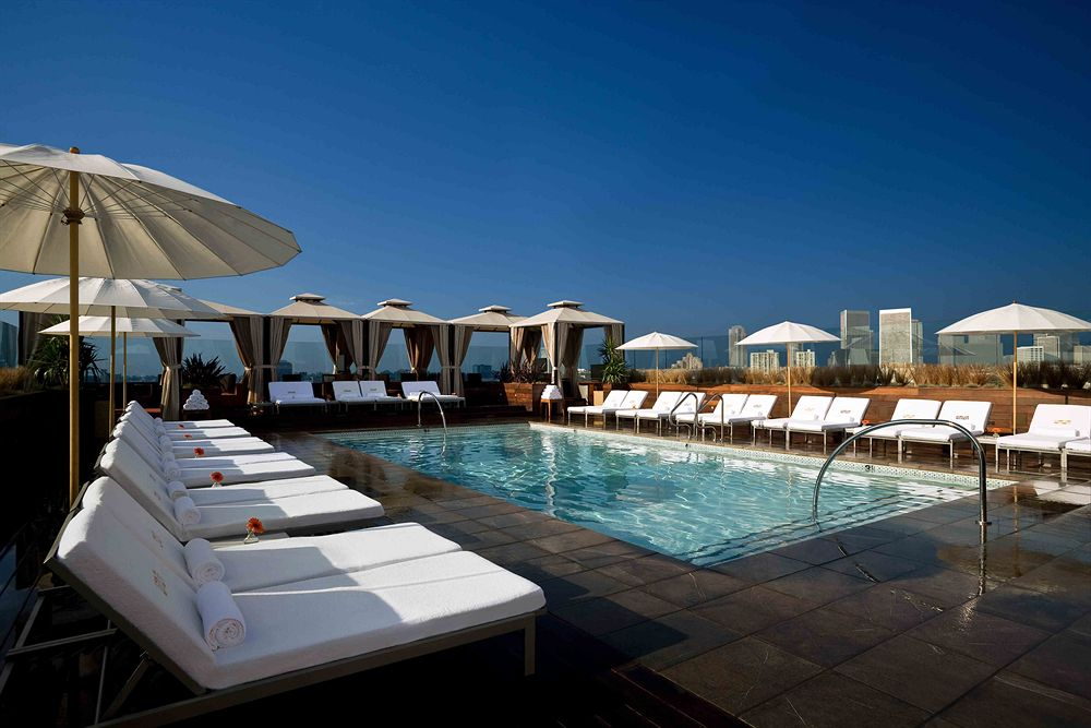 SIXTY Beverly Hills Hotel & Chamberlain Hotel in WeHo - check your email for the special links & codes.