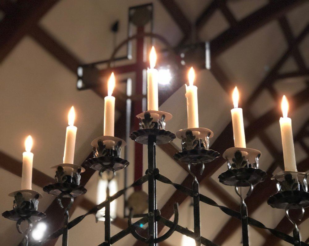 Choral Evensong - A rich revelation of the glory and presence of GodOffered on Third Tuesdays of each month at 6:30pm and on select Sundays at 4pm.