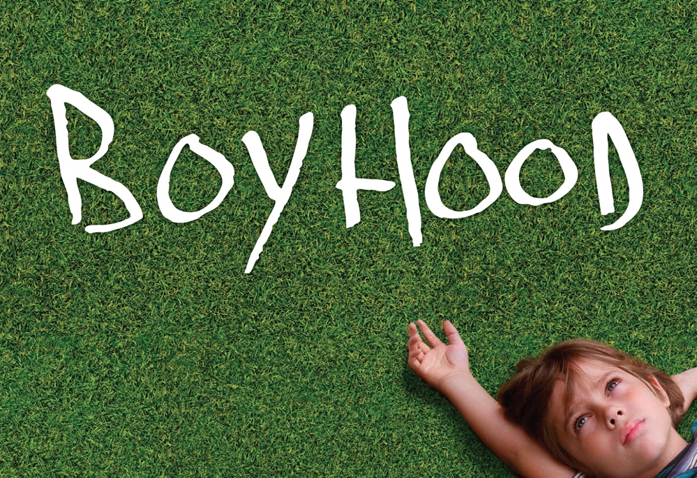Boyhood - January