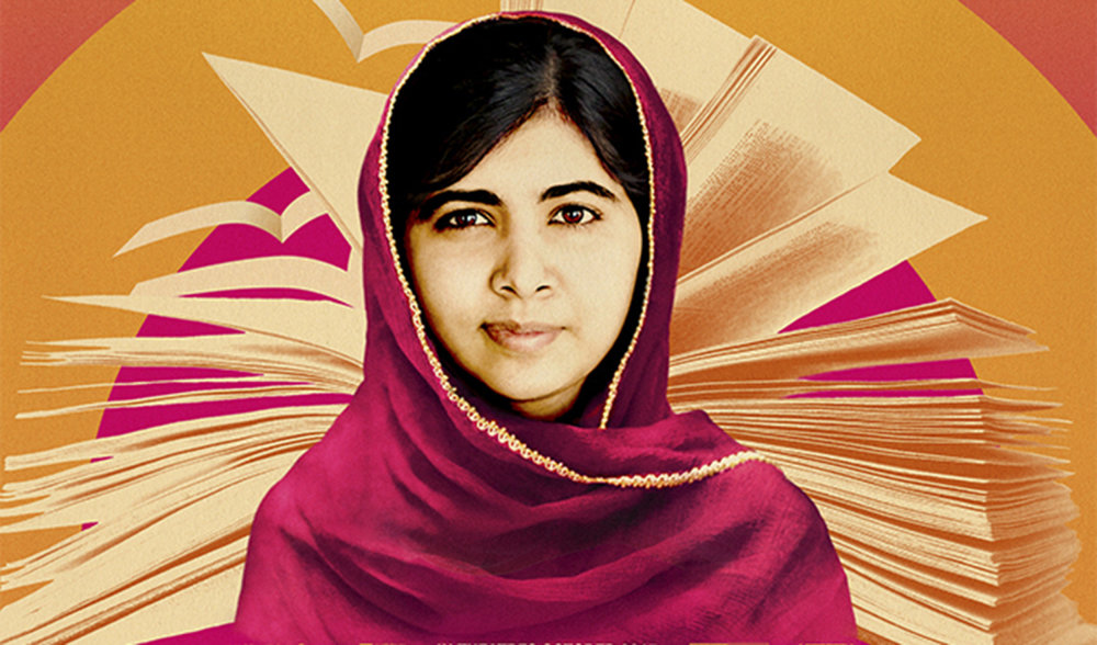 He Named Me Malala - April