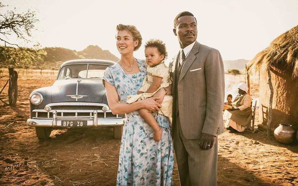 [The Link Presents] A United Kingdom - May