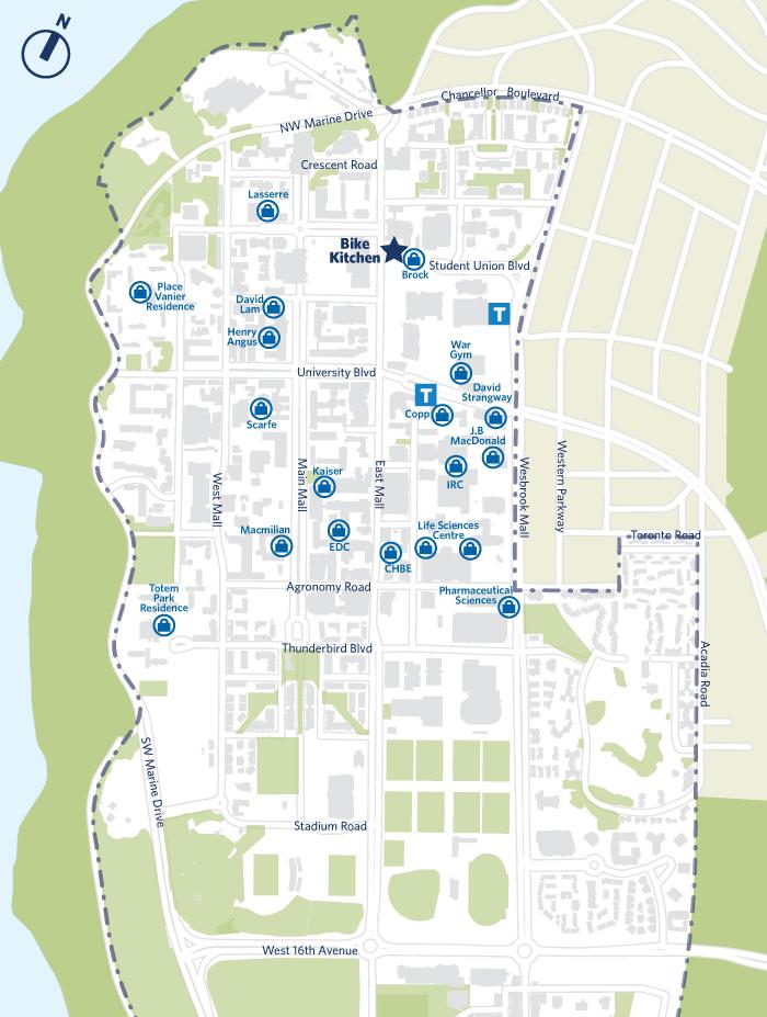 UBC Bike Lockers Map 2018.jpg