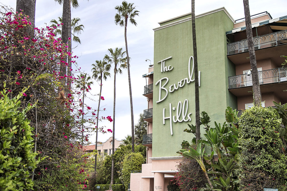 Located in Famed 90210 - Among the great estates of Beverly Hills, The Enchanted Hill is just minutes from The Beverly Hills Hotel, The Beverly Wilshire, the new Waldorf Astoria, Rodeo Drive, Century City, Sunset Strip and offers sweeping city, ocean and mountain views.