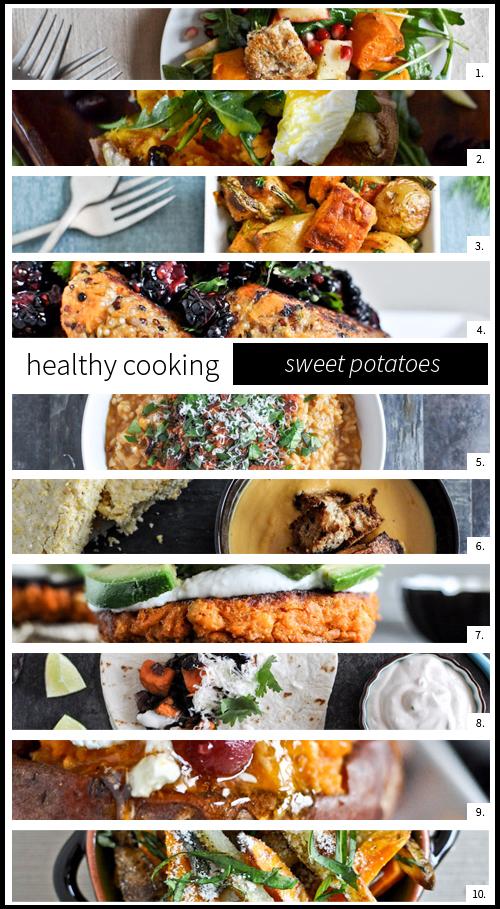 Healthy Cooking_Sweet Potato