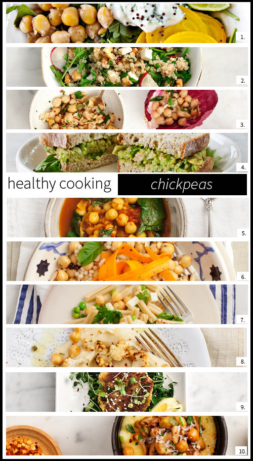 Healthy Cooking_Chickpeas