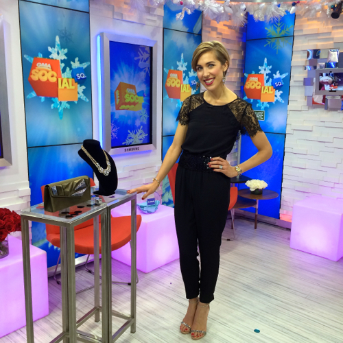 style and pepper on GMA 01l