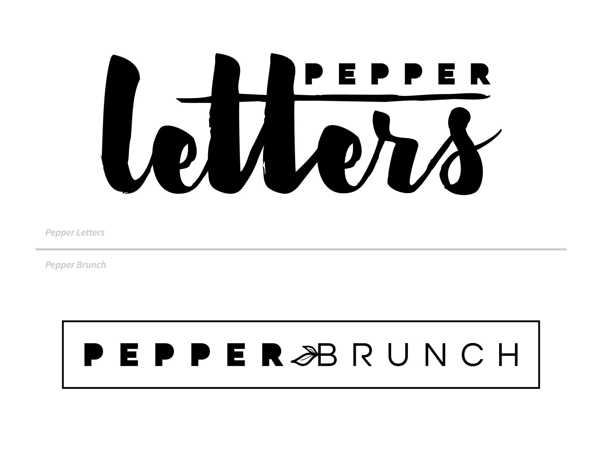 LettersBrunch